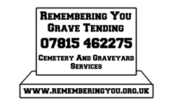 Remembering You Grave Tending